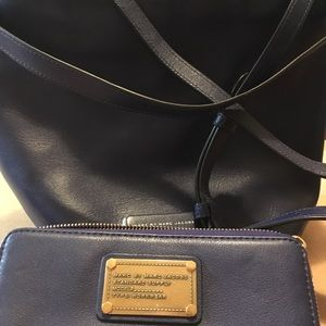 Marc by Marc Jacobs Q Hillier Hobo Bag India Ink